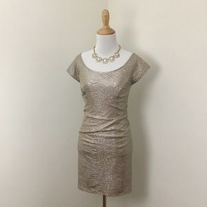 Guess Bodycon Shimmer Dress